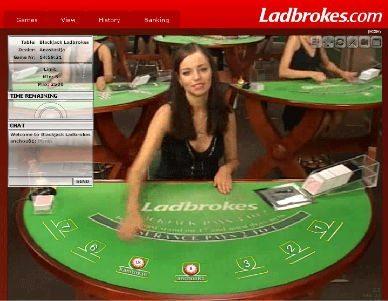 Ladbrokes Live Dealer Casino